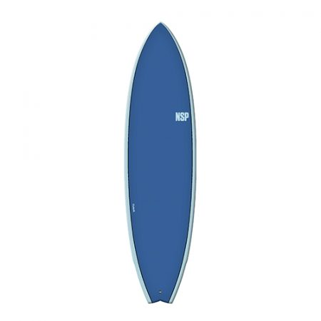 Tabla de surf NSP Elements Fish Blue