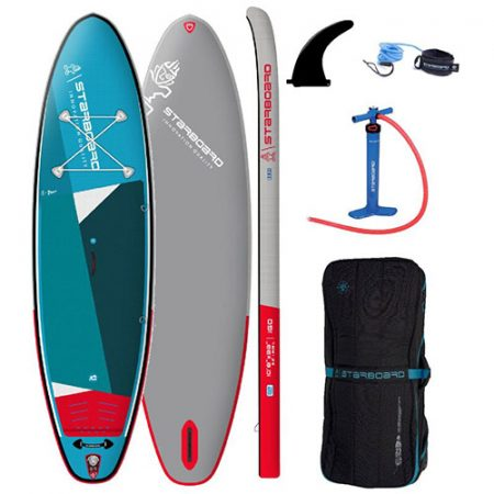 Pack de Paddle Surf SUP 10'8»x33» iGO Zen