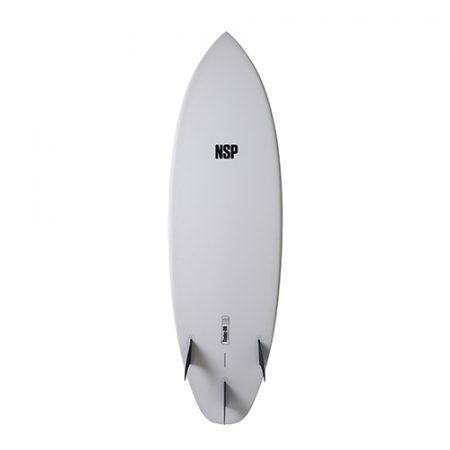 Tabla de surf NSP Protech Tinder D8 White