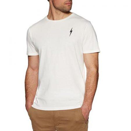 Camiseta Lightning Bolt Essential Egret