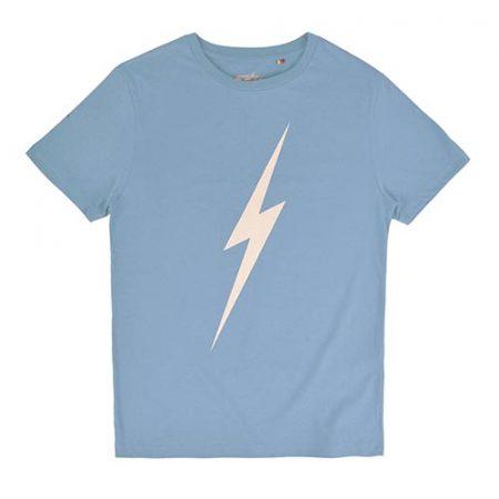 Camiseta Lightning Bolt Forever Tee Azul