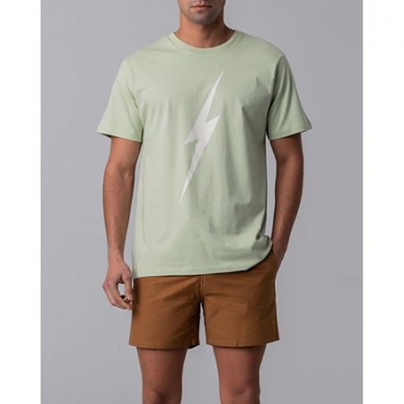 Camiseta Lightning Bolt Forever Tee Laurel