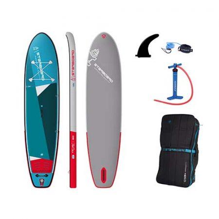 Pack de Paddle Surf Starboard 11'2»x31» iGO Zen