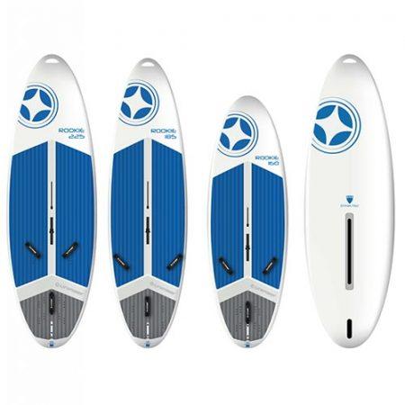 Pack windsurf Unifiber tabla 160 aparejo 5.5