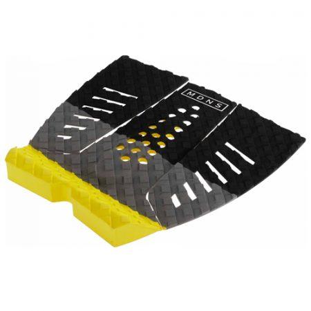 Grip Madness Lane Triple Black Yellow
