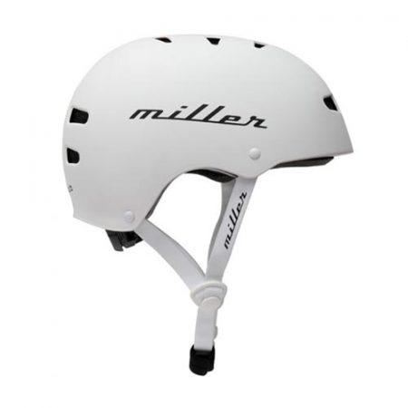 Casco de skate Miller Pro Helmet II blanco