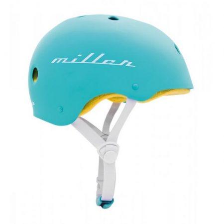 Casco de skate Miller Pro Helmet II verde agua