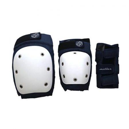 Pack Protecciones Skate de Miller