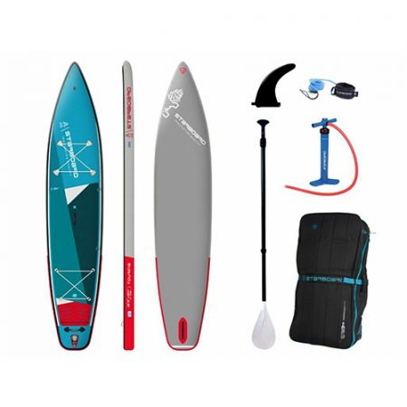 Pack de Paddle Surf Starboard 12'x6» Touring Zen