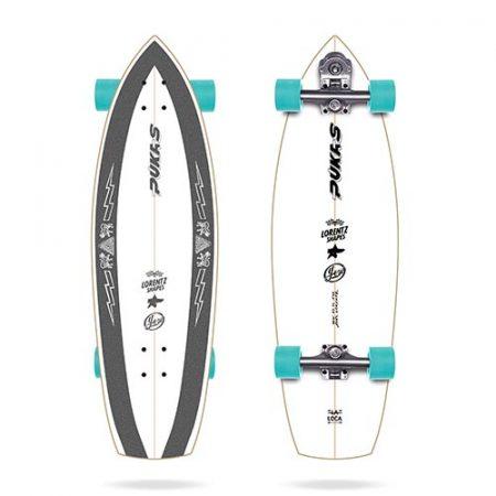 Surfskate Yow La loca 31.5 Pukas X