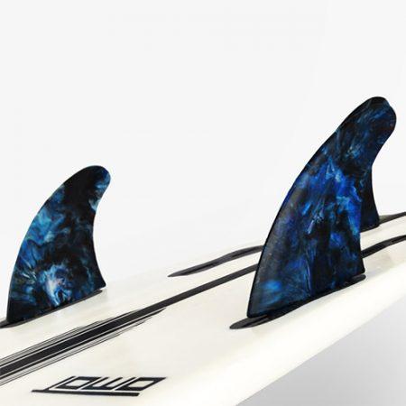 Quillas de surf ecológicas FCS Calm Jaws
