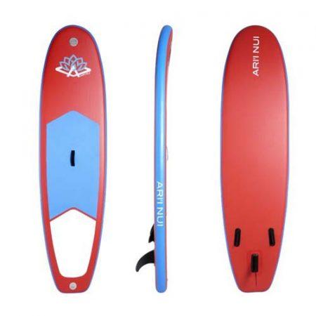 Pack de Paddle surf Ari Nui Mahana 10.0 Rojo