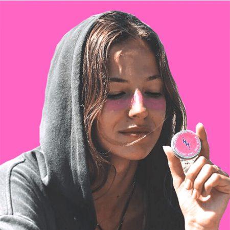 Protector solar Zinc Barreltopia Pink Indie