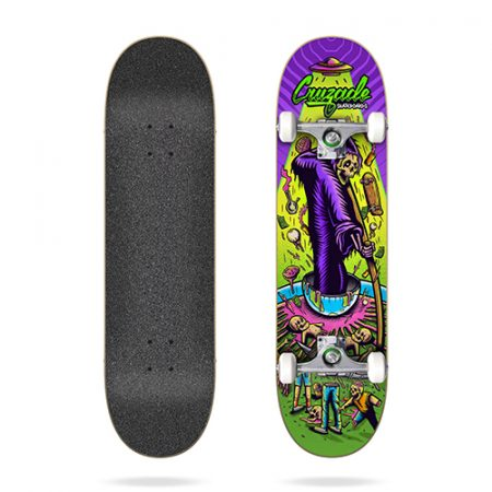 Skateboard completo Cruzade Deathskull