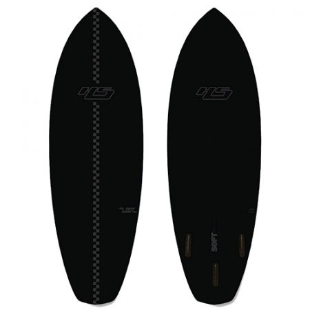 Tabla de surf Hayden Shapes Loot Foamy Soft Black