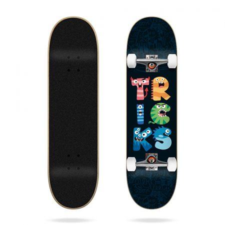 Skateboard completo Tricks Monsters