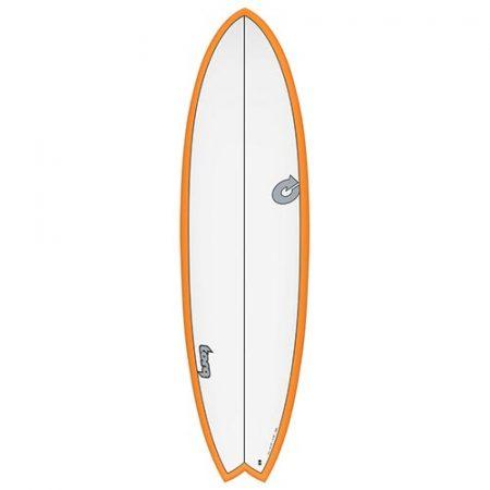 Tabla de Surf Torq Fish TET CS 6 3″ Naranja