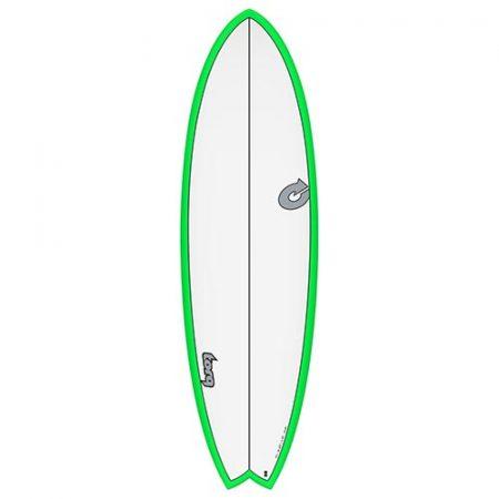 Tabla de surf Torq Fish TET CS 6´6″Verde