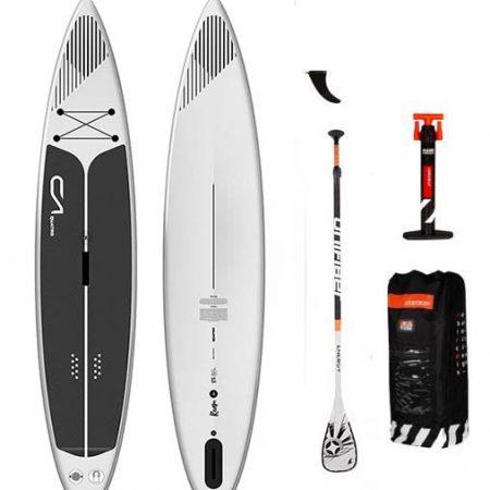 Pack de Tabla de Paddle surf Hinchable Quatro Roam Air 12.6´X 30″