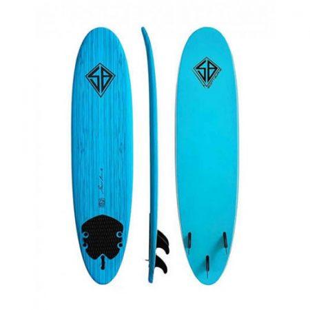 Tabla de surf CBC Soft Scott Burke 7 6″