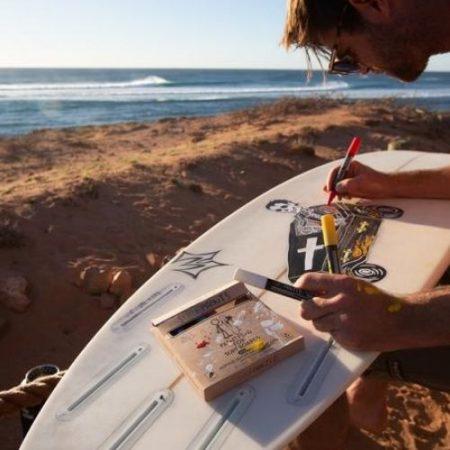 Pinturas para tablas de surf Surfpaints Color