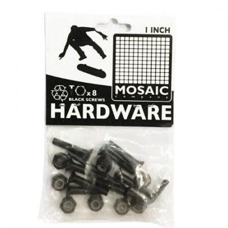 Tornillos para skate Mosaic 1″