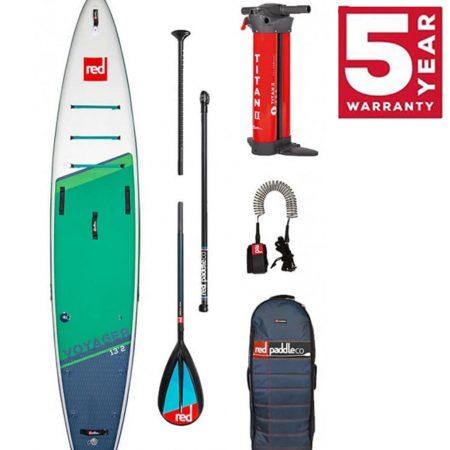 Pack de tabla de Paddlesurf Red Sport Explorer 13 2″ 2021