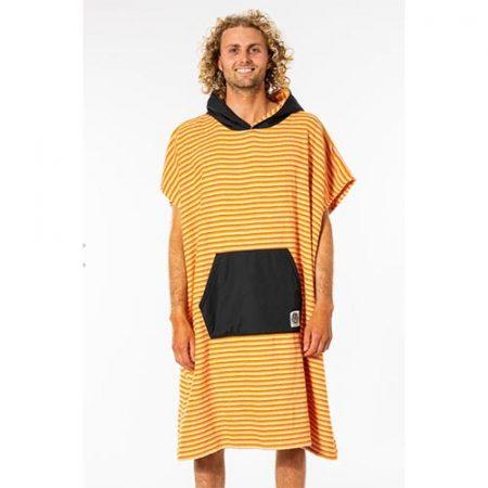 Poncho toalla Rip Curl Surf Sock Naranja