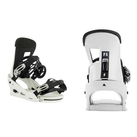 Fijaciones de snowboard Burton Freestyle Gray 2022